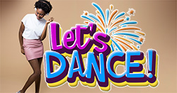 Lets Dance AYM at Home on Zoom ( FREE )