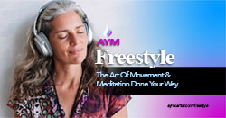 Meditation in Movement Done Your Way