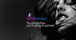 AYM Freestyle: Connect and move!